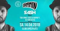 Jammin - DJ Sash (Innsbruck)@Club Spielplatz
