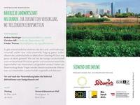 Bäuerliche Landwirtschaft neu denken. Zur Zukunft der Versorgung mit regionalen Lebensmitteln.@Universitätszentrum Wall