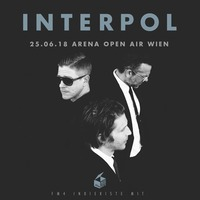 FM4 Indiekiste mit Interpol@Arena Wien