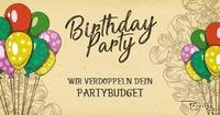 Birthday Party im Privileg@Club Privileg