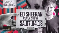 Ed Sheeran - Cover Show