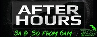 Special Easter Afterhour@The ZOO Music:Culture