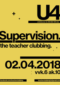 Supervision - The Teacher Clubbing