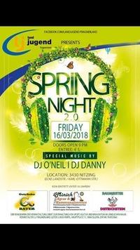 Spring Night 2.0@Minichhalle