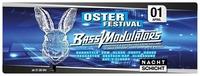 Bass Modulators (NL) - Oster Festival - 01.04.2018@Nachtschicht