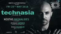 World of Techno pres. Technasia & Kostas Maskalides@Baby'O