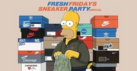 Fresh Fridays Sneaker Special 16. März in der Passage@Babenberger Passage