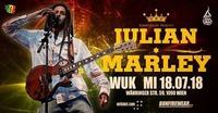 Julian Marley - Mi 18.07.2018 - WUK / Vienna@WUK