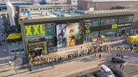 XXL Sports & Outdoor Eröffnung PlusCity Linz@Plus City