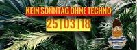 Kein Sonntag Ohne Techno - Season Opening@Pratersauna