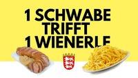 1 Schwabe trifft 1 Wienerle - Veronika, der Lenz isch do!@Mon Ami