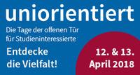 Entdecke die Vielfalt!  die Tage der offenen Tür an der Universität Wien
