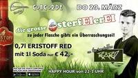 Grosse OsterfEIerEI *holidays*@Discothek Concorde