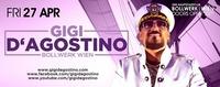 Bollwerk Wien presents: GIGI D'Agostino !@Bollwerk