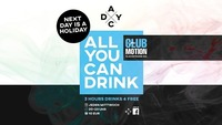All You Can DRINK Josefstag Special@Club Motion