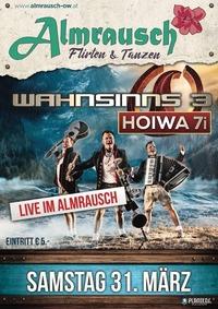 Wahnsinns 3 live@Almrausch