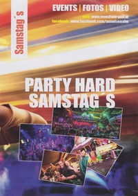 Party Hard Samstag's
