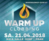 Warm Up Clubbing #WuC18@W.E.B. Halle
