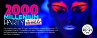 2000er Party & Your Birthdayparty