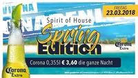 Spirit of House - Spring Edition@Gnadenlos