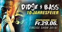 10-Jahresfeier Didge & Bass