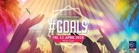 GOALS | 13. APRIL - NOX Club@Nox Bar