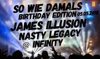 "So wie damals ""Birthday Edition""@Infinity Club Bar"