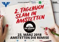 2. Tagebuch Slam Amstetten   Die Remise@Die Remise
