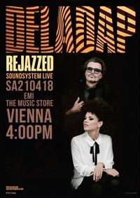 DELADAP Soundsystem Live + Signierstunde@EMI-the music store