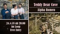 Teddy Bear Cove // Alpha Romeo im Loop@Loop