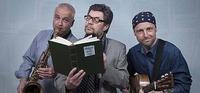 Beziehungs-Blues - Walter Müller, David Hauser & Herb Berger@Oval