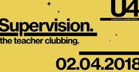 Supervision - the teacher clubbing@U4