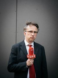 Peter Klien - Reporter ohne Grenzen@Helmut-List-Halle