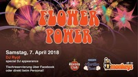 Flower Power@Monkeys Bar