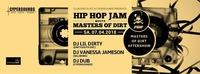 Oldschool Hip Hop Jam // Masters of Dirt Aftershow@Club Spielplatz
