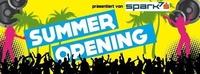 Summer Opening 2018@Sportplatz