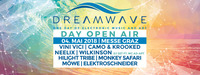DREAMWAVE FESTIVAL  presented by BEATPATROL & Electronic Music City Graz