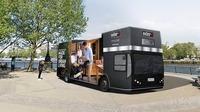 European Roadshow: Die PULSE BUS TOUR kommt nach LINZ@Martin-Luther Platz