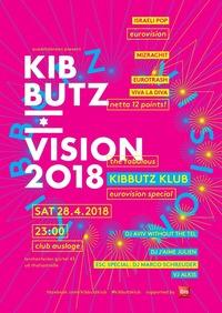 Kibbutzvision 2018 - the fabulous Kibbutz Klub Eurovision Special