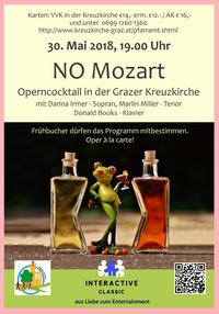 NO Mozart!@Evangelische Kreuzkirche Graz
