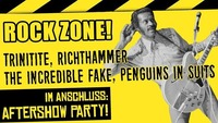 RZ: Trinitite, Richthammer, Incredible Fake, Penguins in suits@Viper Room