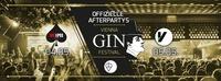 Offizielle Vienna Gin Festival Afterpartys@Volksgarten Wien