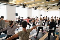Yoga Brunch Vienna 15.4.2018 - Sold Out@Brick-5