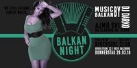 •• BALKAN-NIGHT ••@Riverside