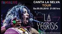La Yegros live in Wien/ 05.05.2018@Fania Live