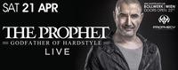The Prophet live | 21.04.2018 | Bollwerk Wien@Bollwerk