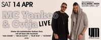 MC Yankoo & Cvija live 14.04.2018 Bollwerk Wien@Bollwerk
