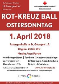 Rot-Kreuz Ball 2018 St. Georgen im Attg.@Attergauhalle