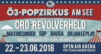 Ö3-Popzirkus am See@Open Air Arena