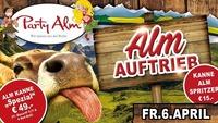 Alm Auftrieb@Party Alm Hartberg